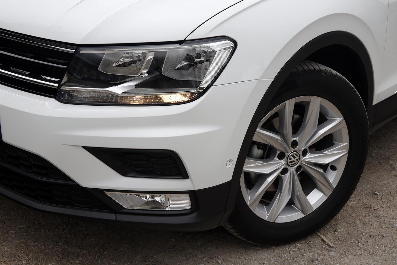 Volkswagen Tiguan 2 Face Au Renault Kadjar Le Match Des