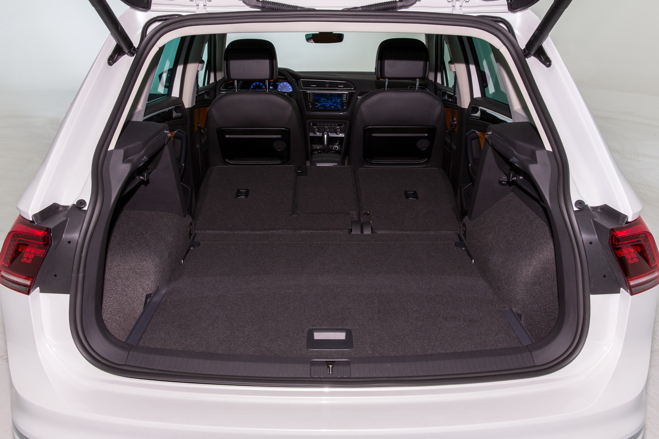 volkswagen tiguan 2016 vid o exclusive bord du tiguan 2 photo 7 l 39 argus. Black Bedroom Furniture Sets. Home Design Ideas