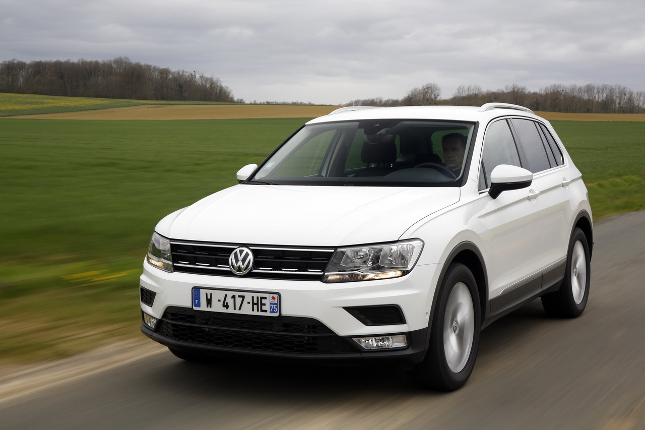 tous les nouveaux suv de 2016 volkswagen tiguan. Black Bedroom Furniture Sets. Home Design Ideas