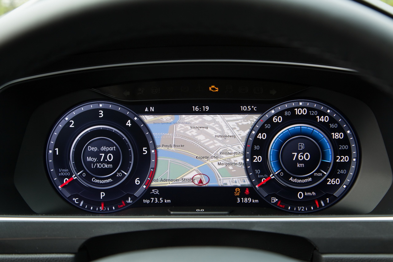 Essai VW Tiguan 2016 TDI150 4Motion DSG : notre avis sur le Tiguan 4x4 - Photo #16 - L'argus