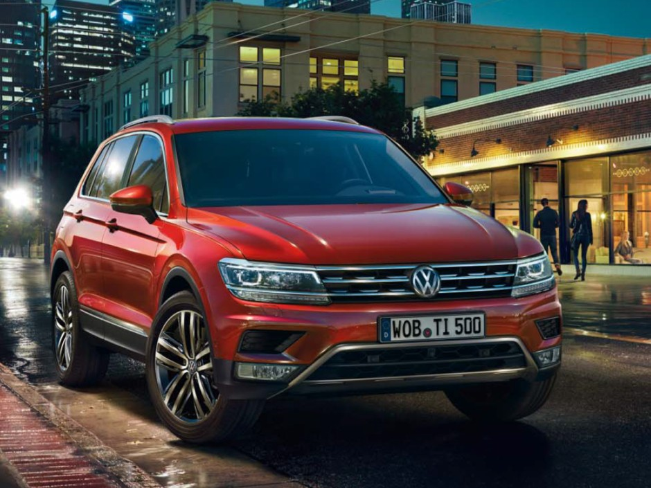 volkswagen tiguan 2016 fiches techniques configurateur et prix photo 16 l 39 argus. Black Bedroom Furniture Sets. Home Design Ideas