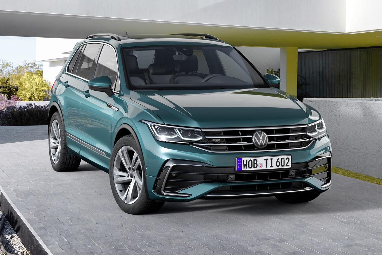 Volkswagen Tiguan (2020) : prix, photos et infos du SUV ...