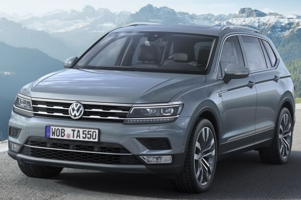 prix volkswagen tiguan allspace 2017 tarifs et quipements d voil s l 39 argus. Black Bedroom Furniture Sets. Home Design Ideas