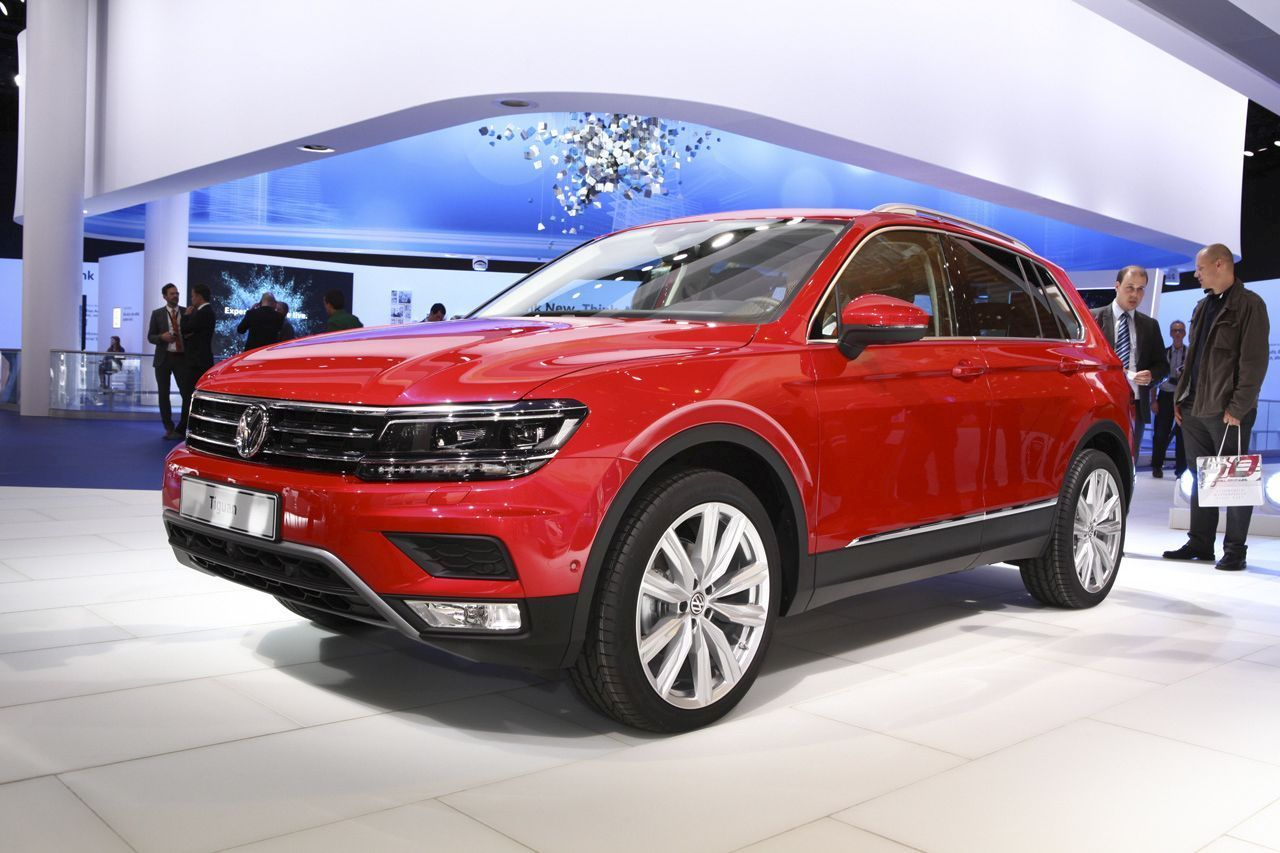 volkswagen tiguan 2016 l 39 argus d j bord photo 1 l 39 argus. Black Bedroom Furniture Sets. Home Design Ideas