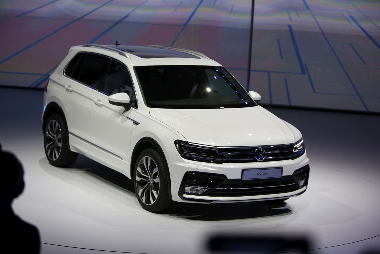 volkswagen tiguan ii 2016 topic officiel page. Black Bedroom Furniture Sets. Home Design Ideas