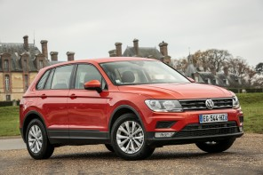 volkswagen tiguan orange finition trendline 2016