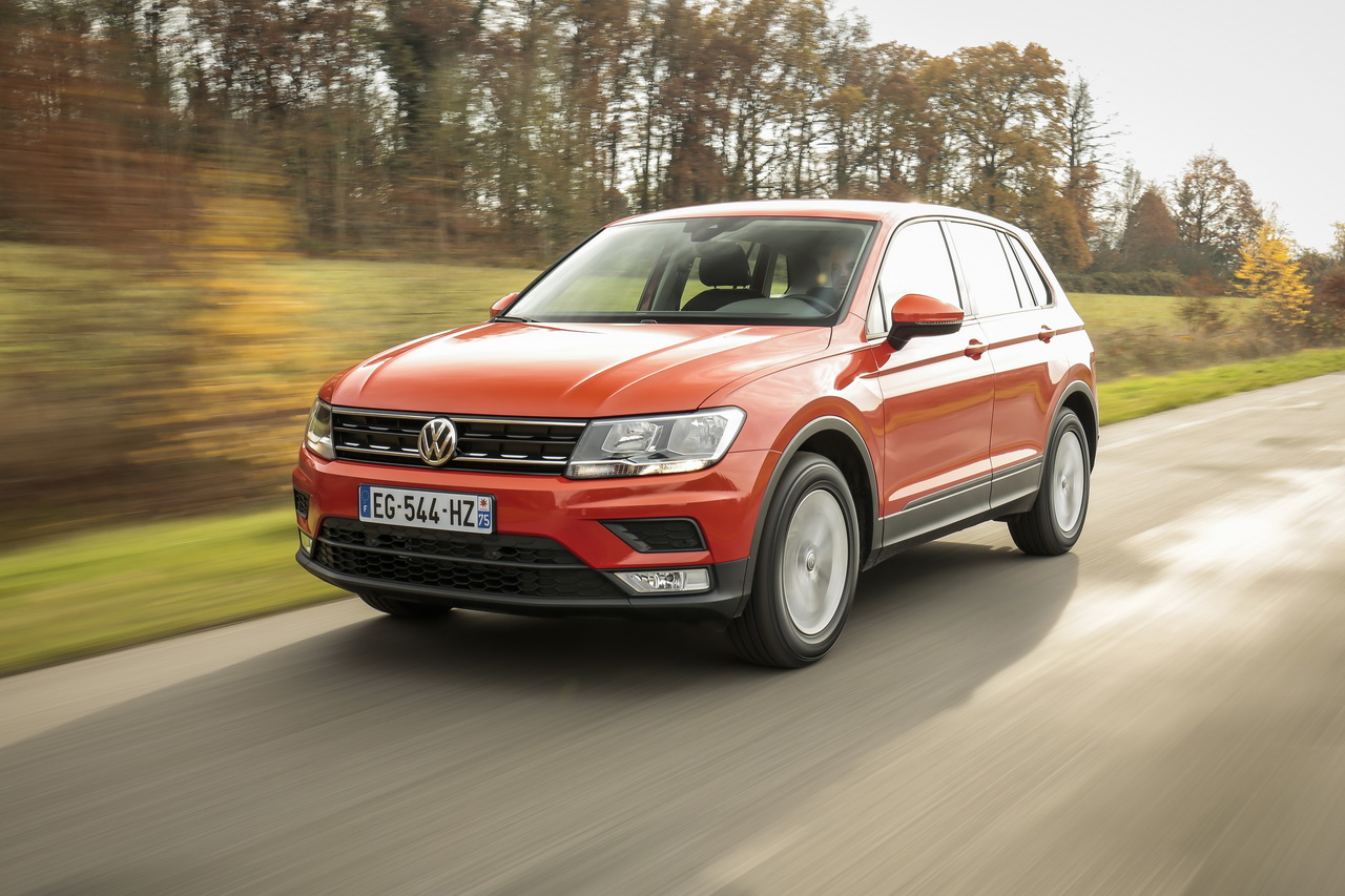 essai volkswagen tiguan tsi 125 trendline le test du tiguan 1er prix volkswagen auto. Black Bedroom Furniture Sets. Home Design Ideas
