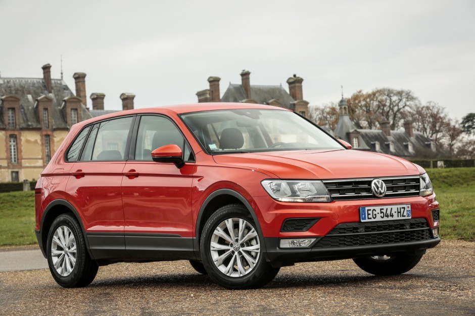 essai volkswagen tiguan tsi 125 trendline le test du tiguan 1er prix photo 12 l 39 argus. Black Bedroom Furniture Sets. Home Design Ideas
