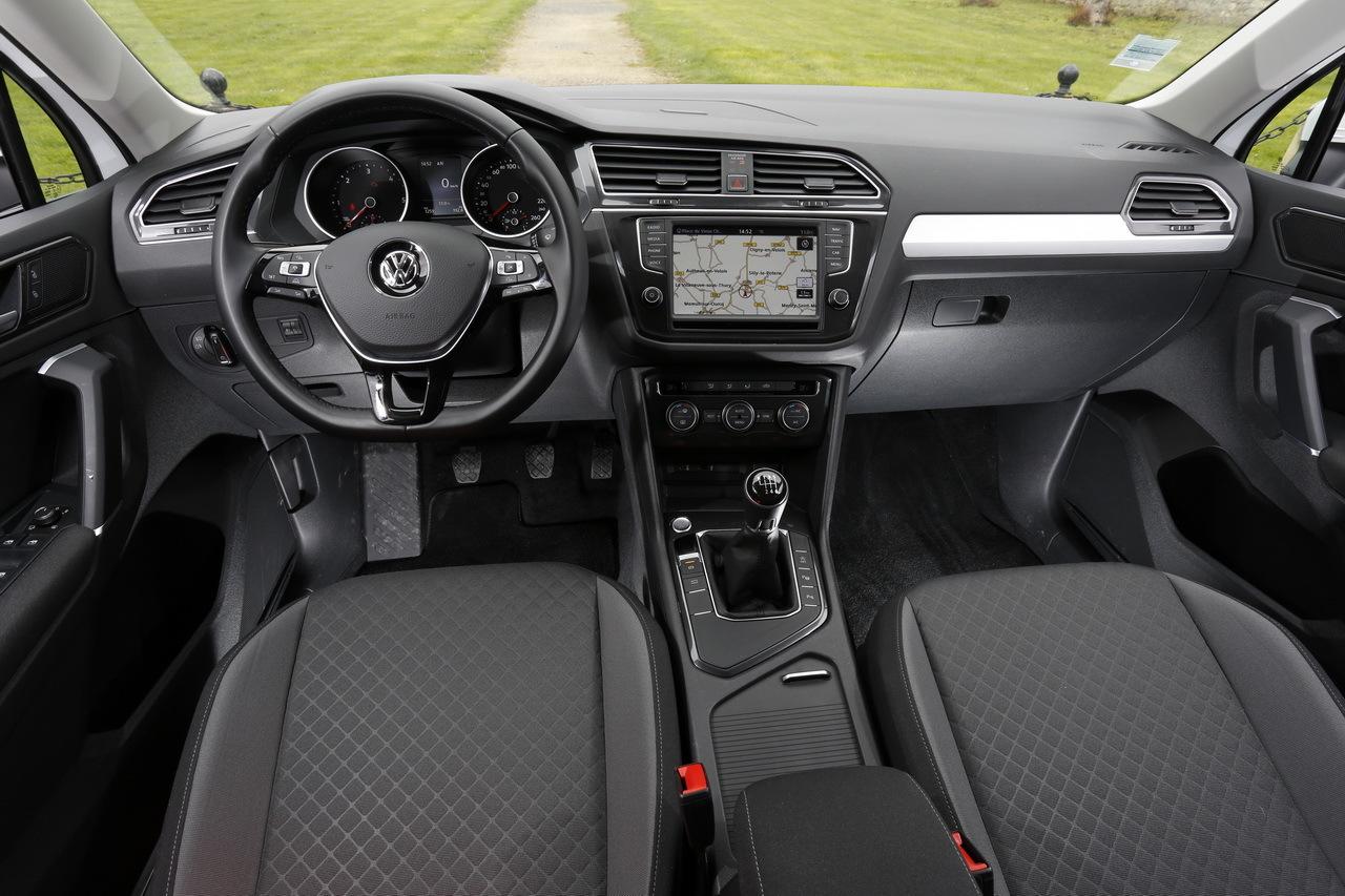 le nouveau volkswagen tiguan face l 39 ancien quelles diff rences photo 23 l 39 argus. Black Bedroom Furniture Sets. Home Design Ideas
