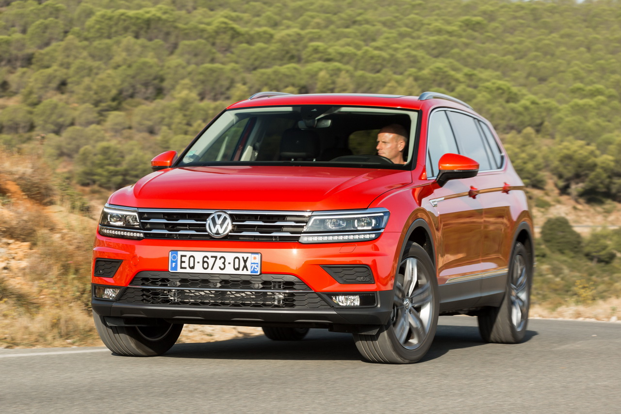 journ es portes ouvertes en mars le programme des constructeurs volkswagen tiguan l 39 argus. Black Bedroom Furniture Sets. Home Design Ideas