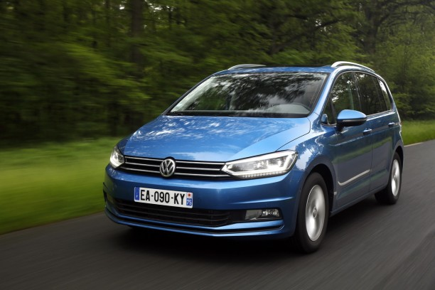 essai volkswagen touran 1 6 tdi dsg7 le juste compromis l 39 argus. Black Bedroom Furniture Sets. Home Design Ideas