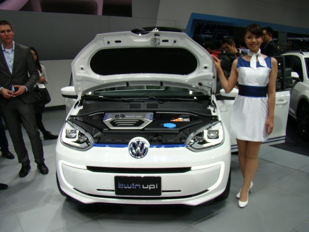 volkswagen twin up la up passe en mode hybride rechargeable l 39 argus. Black Bedroom Furniture Sets. Home Design Ideas