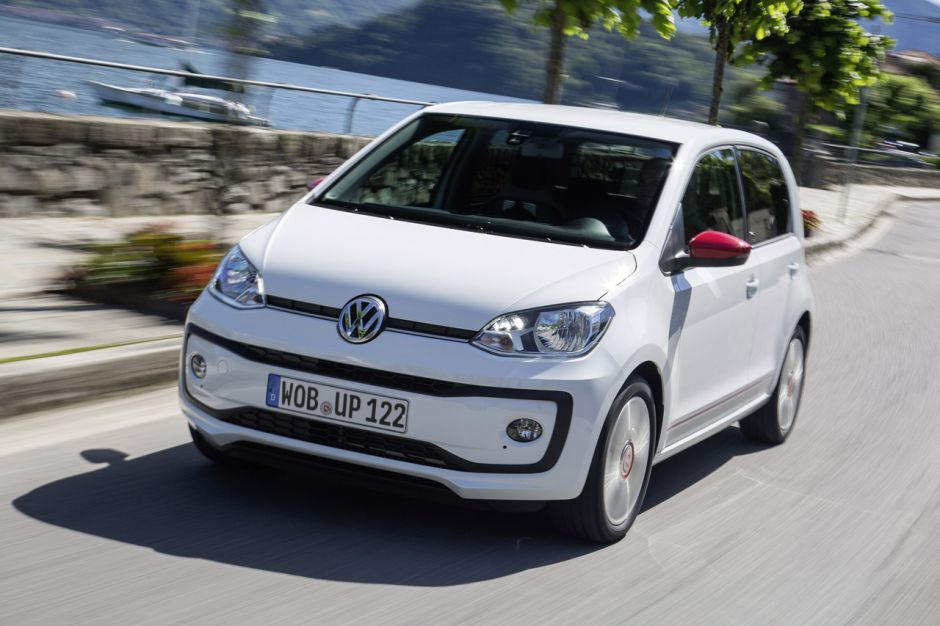 volkswagen up beats blanche
