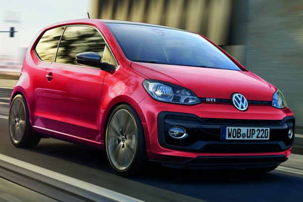 volkswagen up gti par e pour la s rie en 2018 l 39 argus. Black Bedroom Furniture Sets. Home Design Ideas