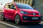 Volkswagen up! GTI 2018 couleur rouge