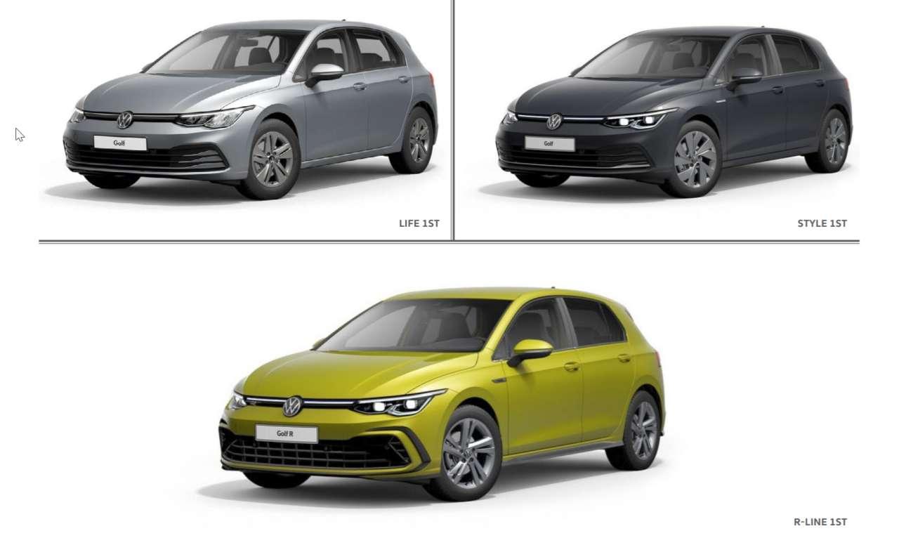 Volkswagen Golf 8 Prix Moteurs Finitions De La Nouvelle Vw