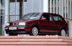 Volkswagen Golf VR6 Mk3 3 portes