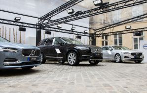 Volvo S90, V90 et XC90 Excellence : le must de Volvo en photos