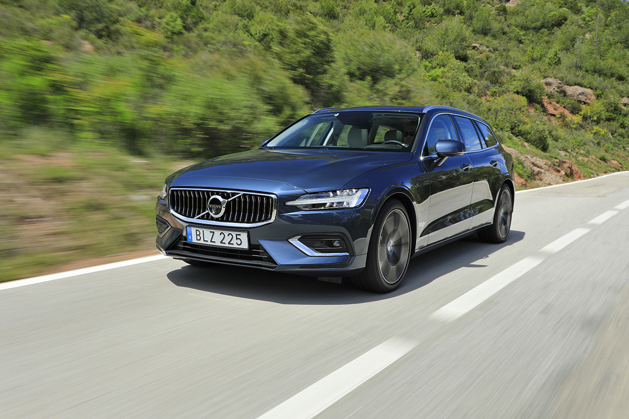 volvo v60 d4 geartronic 2018 notre avis sur le nouveau break v60 photo 21 l 39 argus. Black Bedroom Furniture Sets. Home Design Ideas