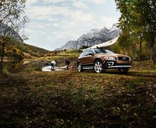 Comme le V70, le crossover XC70 est en fin de carrière chez Volvo. Ce qui lui donne droit à une version Signature Edition Exclusive.