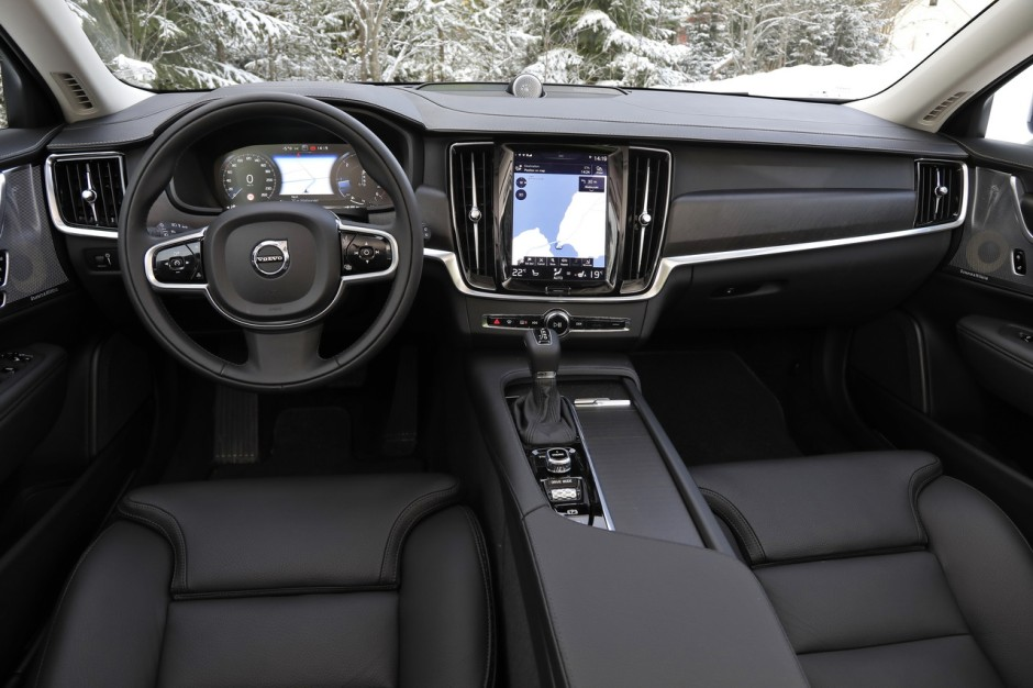essai volvo v90 cross country notre test du nouveau. Black Bedroom Furniture Sets. Home Design Ideas