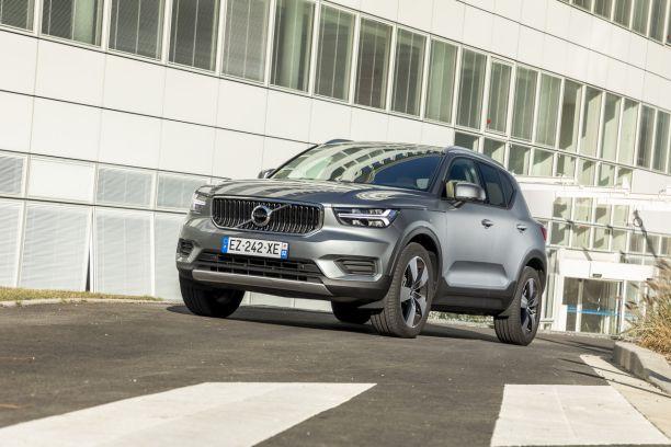 Essai Volvo Xc40 >> Essai Volvo Xc40 D3 2018 Le Diesel Civilise L Argus
