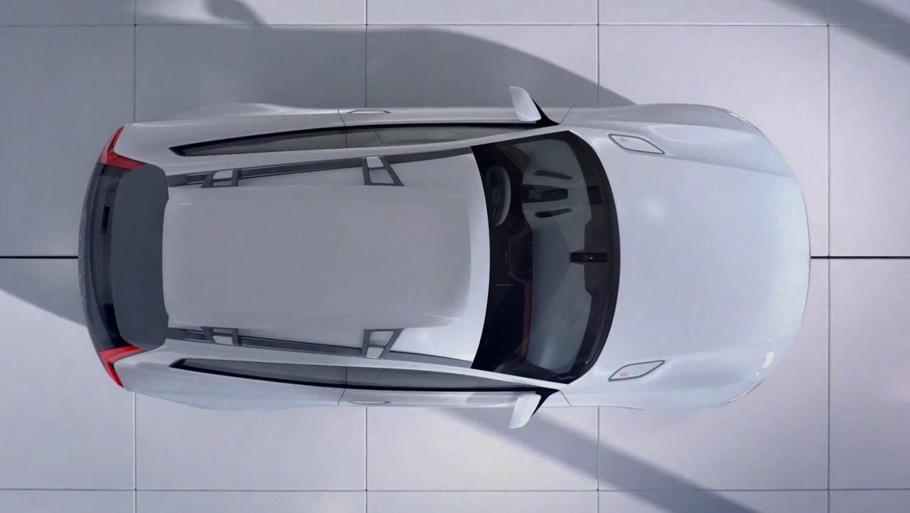 Volvo xc 90 2014 le suv 7 places devient hybride plug in photo 5 l 39 argus - Voiture vue de haut ...