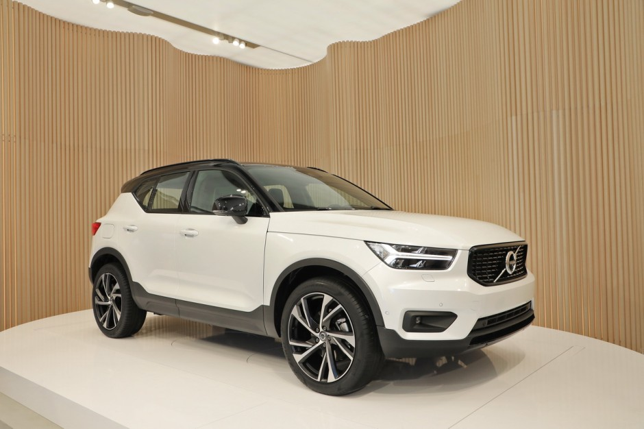 volvo xc40 2017 notre avis sur le nouveau xc40 en vid o photo 4 l 39 argus. Black Bedroom Furniture Sets. Home Design Ideas