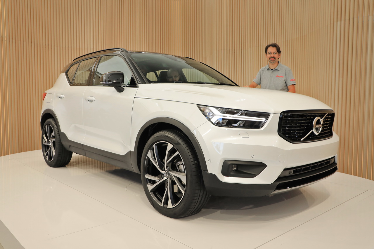 volvo xc40 2017 notre avis sur le nouveau xc40 en vid o photo 24 l 39 argus. Black Bedroom Furniture Sets. Home Design Ideas
