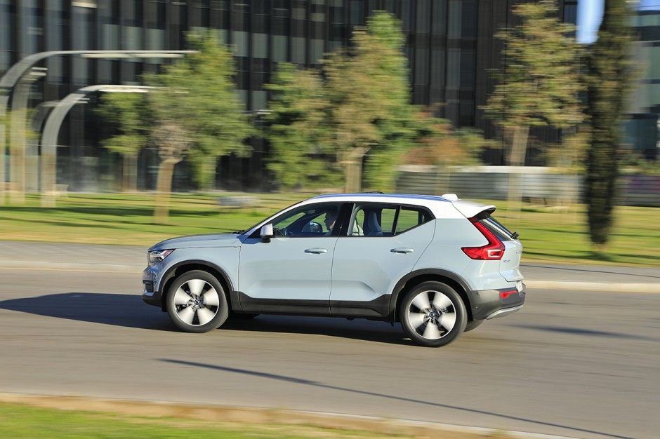 volvo xc40 d4 awd premier essai du suv compact de volvo photo 30 l 39 argus. Black Bedroom Furniture Sets. Home Design Ideas