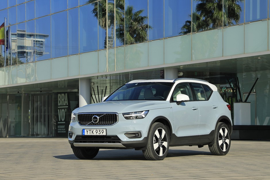 volvo xc40 d4 awd premier essai du suv compact de volvo photo 3 l 39 argus. Black Bedroom Furniture Sets. Home Design Ideas