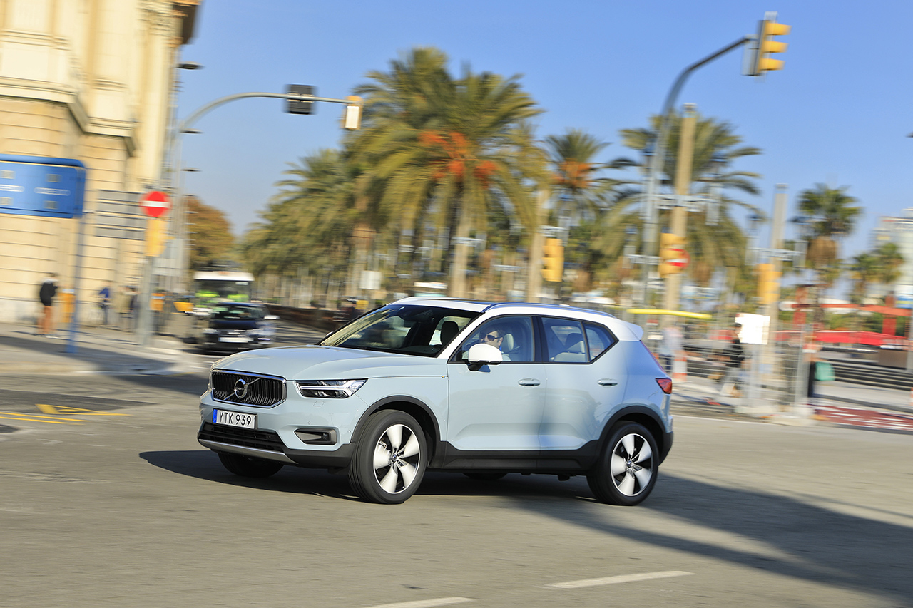 volvo xc40 d4 awd premier essai du suv compact de volvo photo 8 l 39 argus. Black Bedroom Furniture Sets. Home Design Ideas