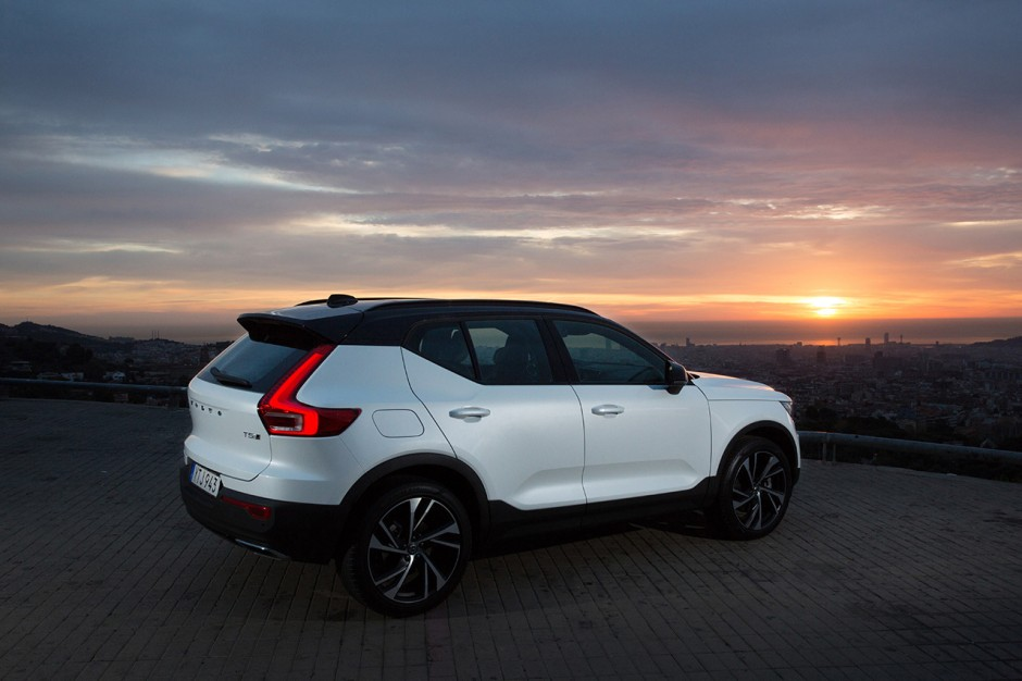 volvo xc40 t5 r design notre avis sur le nouveau xc40 essence photo 11 l 39 argus. Black Bedroom Furniture Sets. Home Design Ideas
