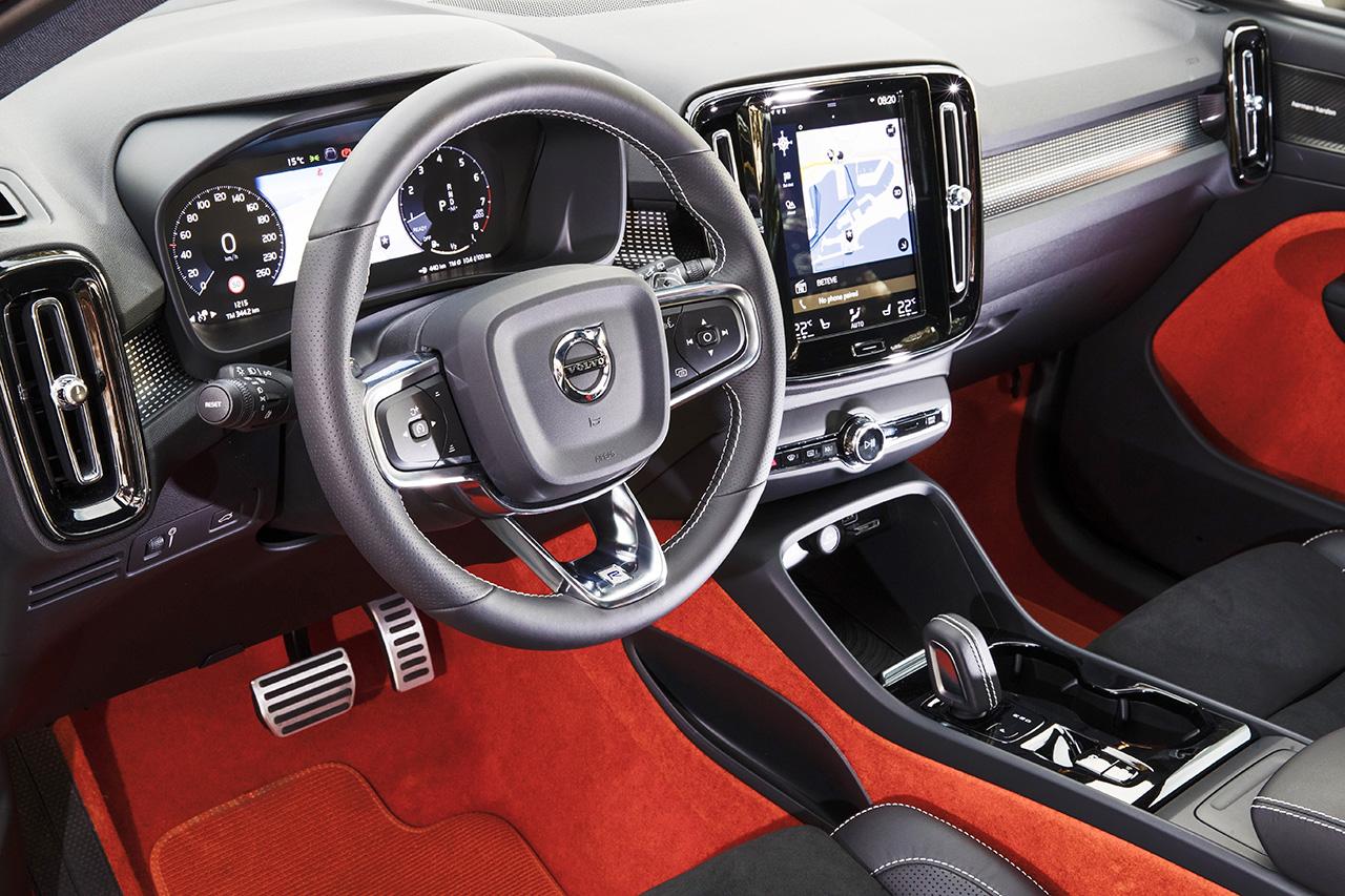 Volvo Xc40 T5 R Design Notre Avis Sur Le Nouveau Xc40