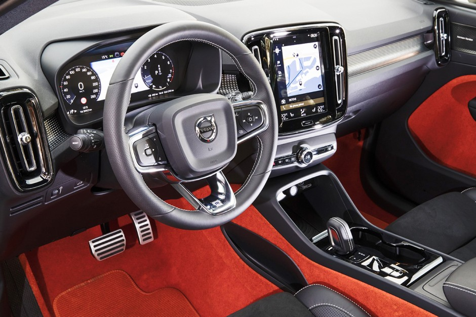 Volvo XC40 T5 R-Design : notre avis sur le nouveau XC40 essence - Photo #1 - L'argus