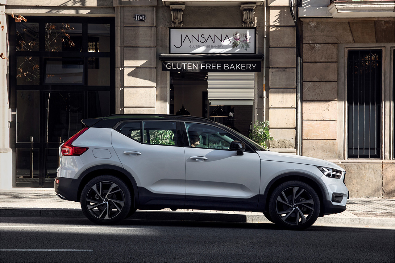 volvo xc40 t5 r design notre avis sur le nouveau xc40 essence photo 22 l 39 argus. Black Bedroom Furniture Sets. Home Design Ideas
