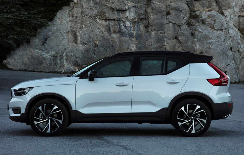 volvo xc40 t5 r design notre avis sur le nouveau xc40 essence photo 23 l 39 argus. Black Bedroom Furniture Sets. Home Design Ideas