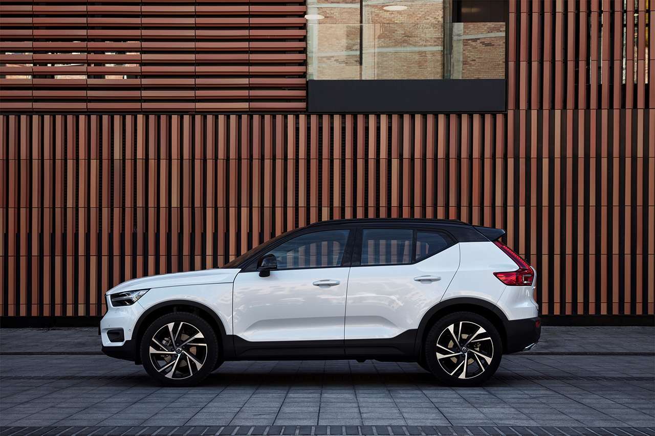volvo xc40 t5 r design notre avis sur le nouveau xc40 essence photo 25 l 39 argus. Black Bedroom Furniture Sets. Home Design Ideas