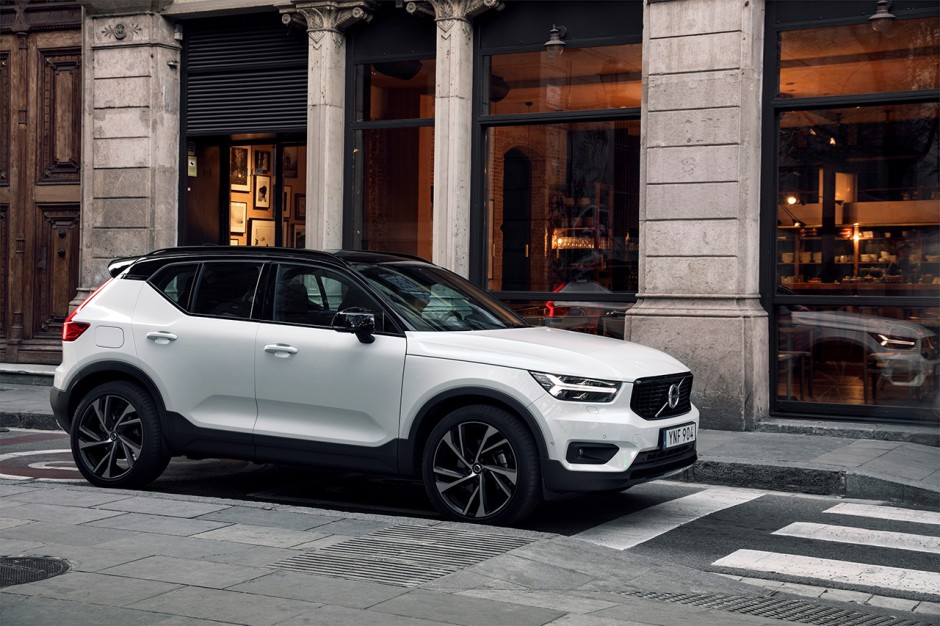 volvo xc40 t5 r design notre avis sur le nouveau xc40 essence photo 26 l 39 argus. Black Bedroom Furniture Sets. Home Design Ideas