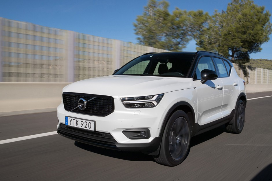 volvo xc40 t5 r design notre avis sur le nouveau xc40 essence photo 2 l 39 argus. Black Bedroom Furniture Sets. Home Design Ideas