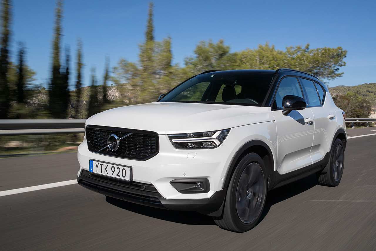 volvo xc40 t5 r design notre avis sur le nouveau xc40 essence photo 4 l 39 argus. Black Bedroom Furniture Sets. Home Design Ideas