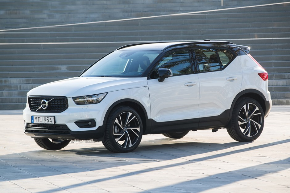 volvo xc40 t5 r design notre avis sur le nouveau xc40 essence photo 6 l 39 argus. Black Bedroom Furniture Sets. Home Design Ideas
