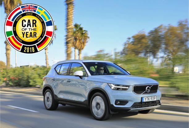 Essai Volvo Xc40 >> Volvo Xc40 La Voiture De L Annee 2018 A L Essai L Argus
