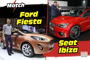 Ford Fiesta vs Seat Ibiza