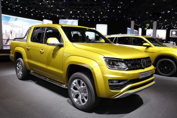 volkswagen amarok aventura exclusive 2017 le pick up grand luxe l 39 argus. Black Bedroom Furniture Sets. Home Design Ideas