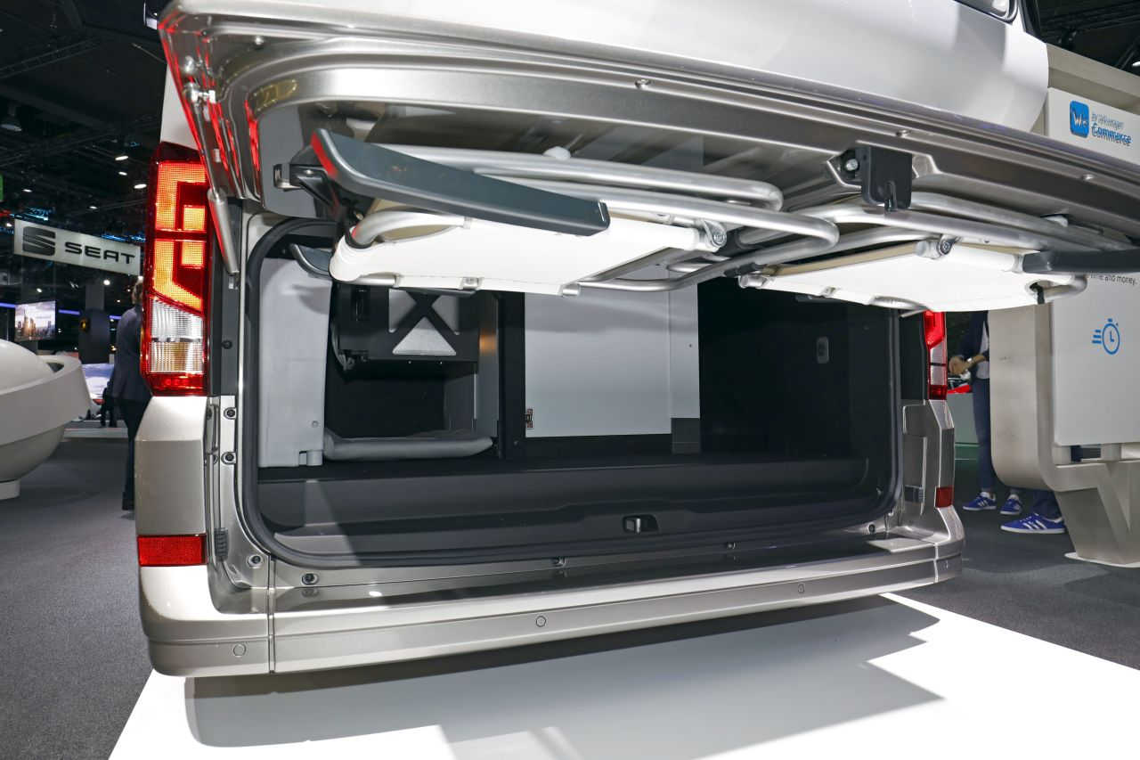volkswagen california xxl le camping car paradis est francfort photo 5 l 39 argus. Black Bedroom Furniture Sets. Home Design Ideas