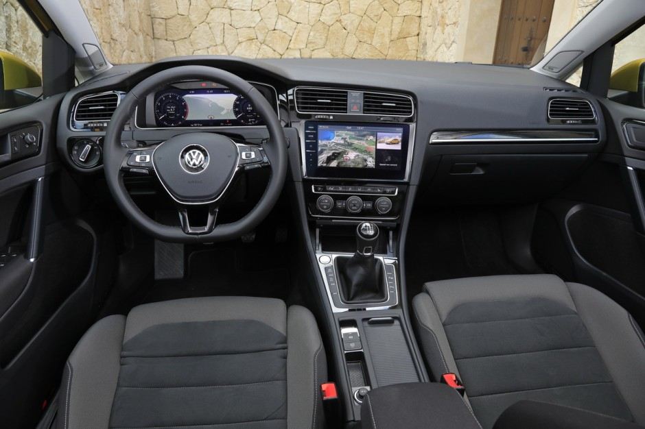 essai volkswagen golf restyl e notre avis sur le nouveau 1 5 tsi 150 photo 28 l 39 argus. Black Bedroom Furniture Sets. Home Design Ideas