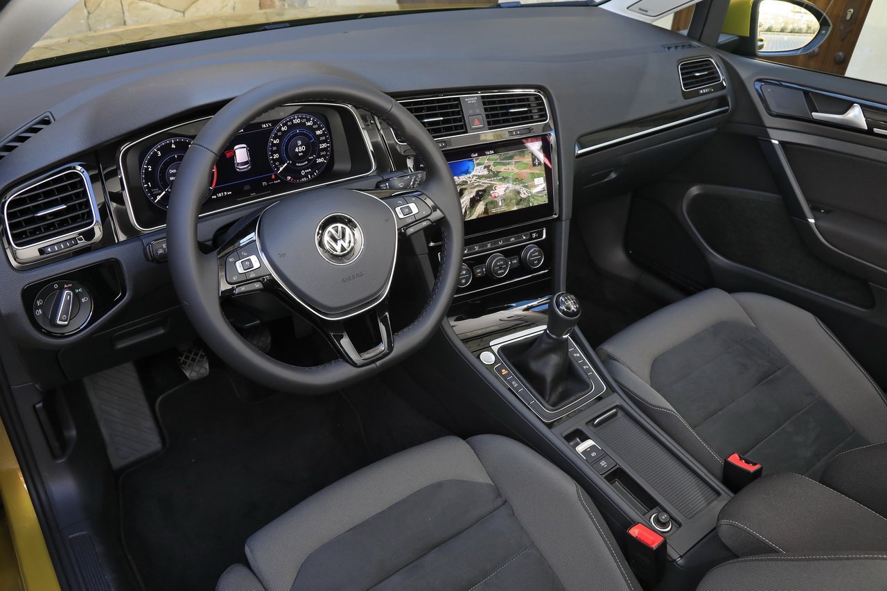 essai volkswagen golf restyl e notre avis sur le nouveau 1 5 tsi 150 photo 29 l 39 argus. Black Bedroom Furniture Sets. Home Design Ideas