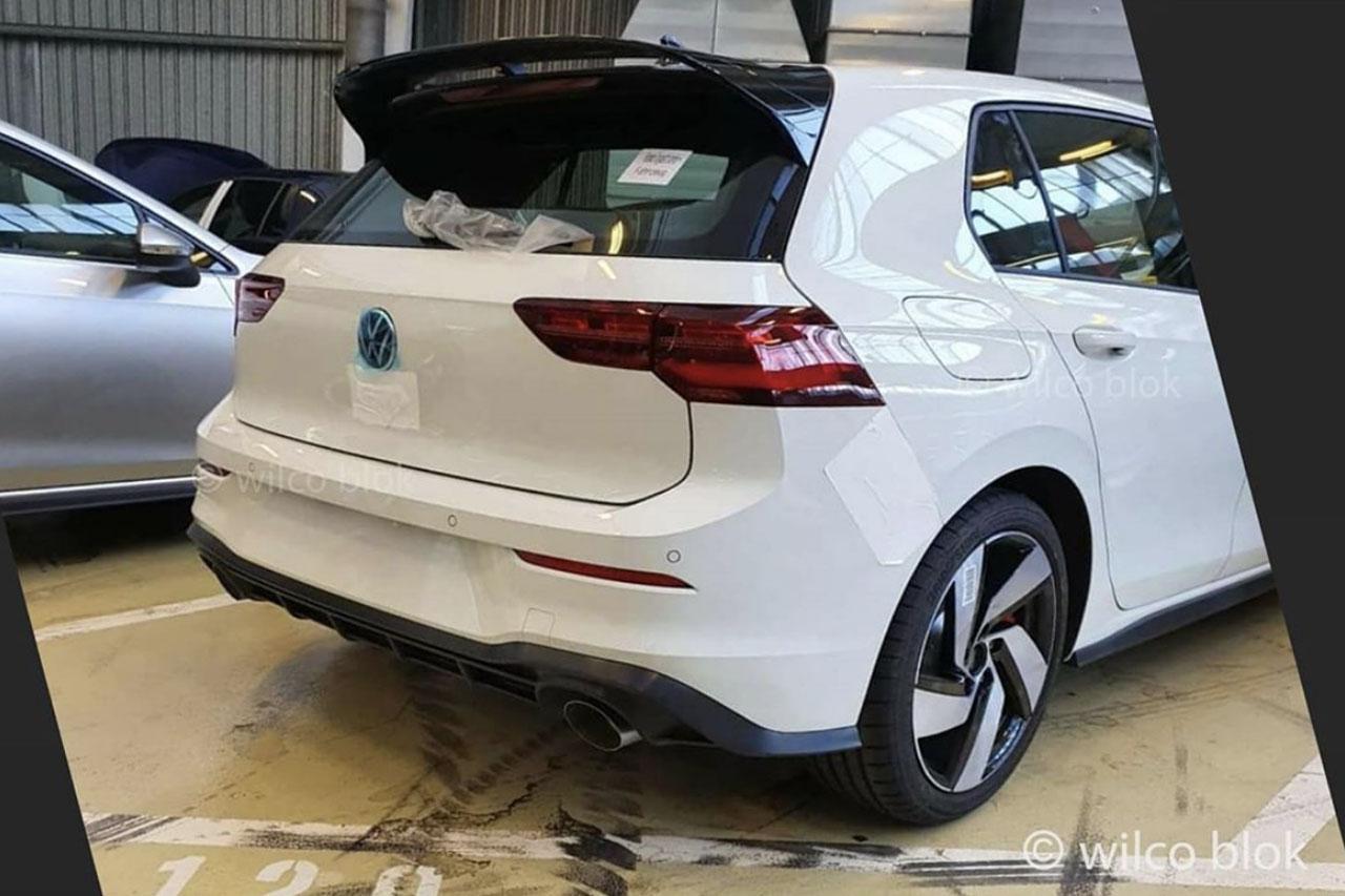 Volkswagen Golf 8: les puissances des sportives GTI, GTD, TCR et R