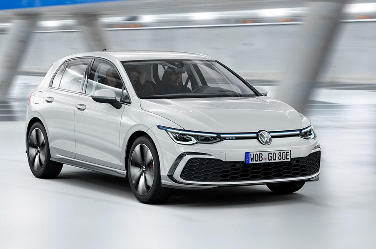 Volkswagen Golf 8 (2020) : les photos et vidéo officielles
